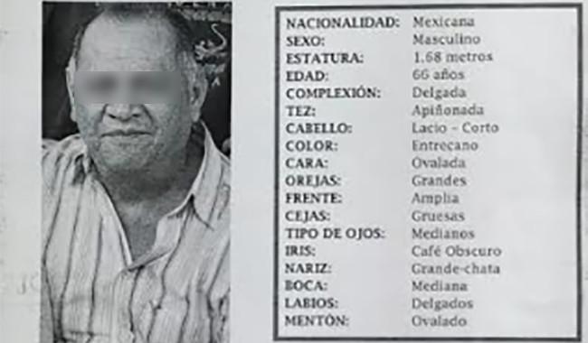 Secuestran y asesinan a abuelito en Cuautlancingo y abandonan su cadáver en Atlixco