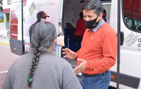 Registro Civil del SEDIF reanuda jornadas en Puebla
