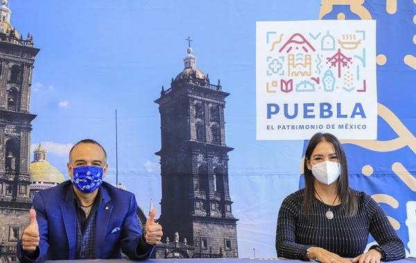 Secretaría de Turismo y Club Puebla anuncian alianza por el estado