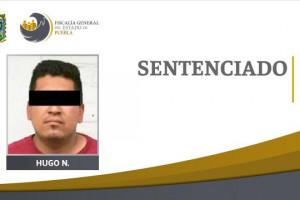 Otorgan 21 años de prisión a sujeto por asesinar a vigilante en bar de Tehuacán