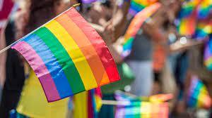 Efectúan rodada al Zócalo de Puebla en honor a la comunidad LGBTTTIQ