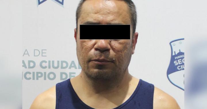Capturan a hombre acusado de golpear a su expareja en Lomas de San Miguel