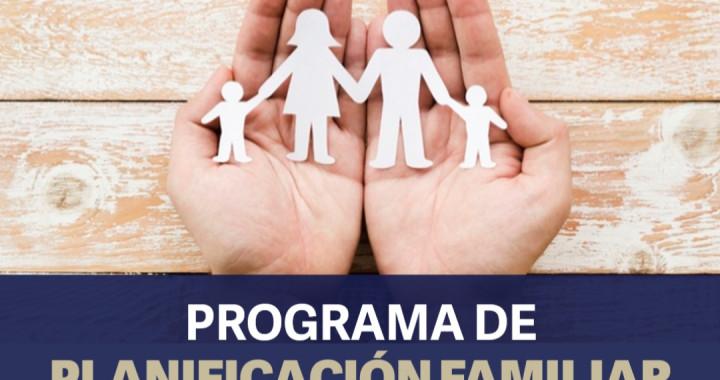 Anuncia ISSSTEP Programa de Planificación Familiar