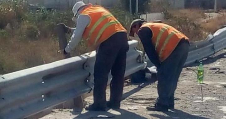 Realiza Infraestructura remodelación del Periférico Ecológico