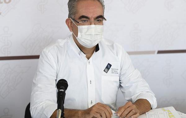 No ha llegado variante Delta a Puebla: Salud