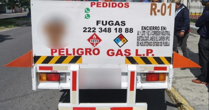 SSP detiene a cinco personas, por presunta posesión ilegal de combustible