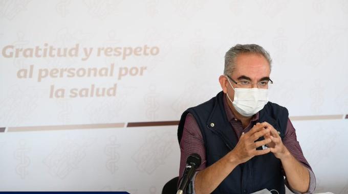 Sí hay variantes Alfa, Gama, Delta y Épsilon en Puebla: Salud