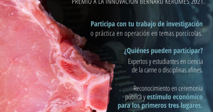 "Vence plazo para participar en 2a edición del ""Premio a la Innovación Bernard Kéromnès"": Carroll"