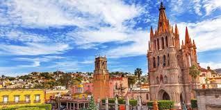 El refugio mexicano (San Miguel de Allende, Guanajuato)