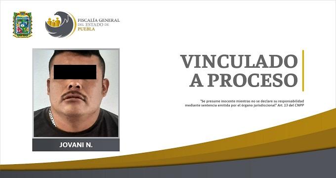 Vinculan a proceso a sujeto por asesinato y robo en la carretera federal Izúcar de Matamoros