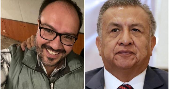 Saúl Huerta y Mauricio Toledo, próximo viernes al ruedo para ser desaforados a solicitud de la FGJDCM