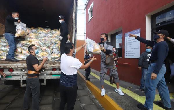 """SEDIF envía paquetes alimentarios para familias afectadas por huracán """"Grace"""""""