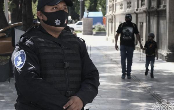 "Aplica SSP operativo ""Regreso a Clases Seguro Puebla 2021"""