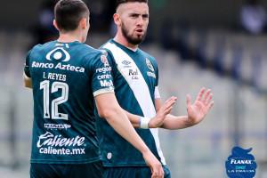 Derrota Pumas al Puebla, equipo que recopila muchas pérdidas