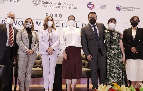 Garantiza Puebla el acceso igualitario a la información: Hill Mayoral