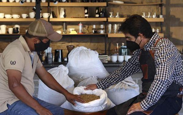 Gestiona SDR consumo de café poblano a través de barras de café