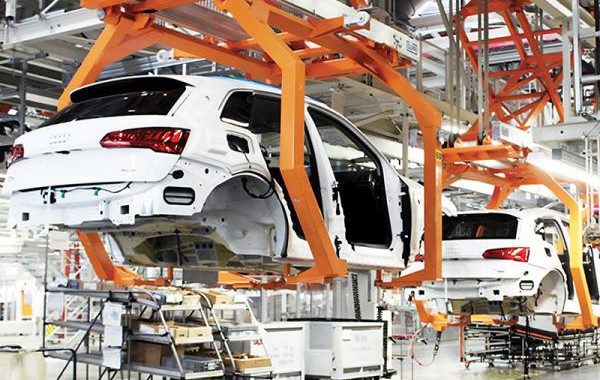 Puebla aumenta producción automotriz en julio: Economía
