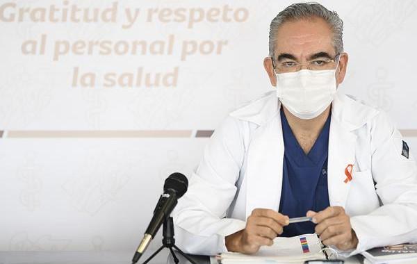 Alcanza los mil casos hospitalizados por Covid: Salud