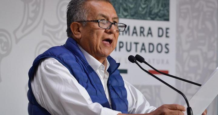 Jurado de Procedencia de la Cámara de Diputados determinó desafuero del morenista Saúl Huerta para ser procesado