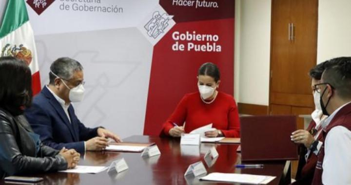 Firman convenio Segob y Trabajo para reinserción laboral de personas privadas de la libertad