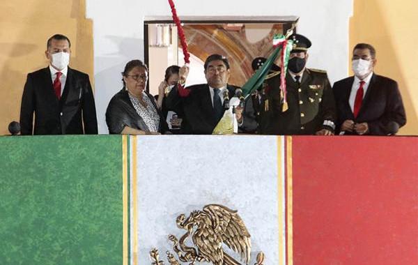 Festeja Barbosa Huerta el Aniversario CCXI del Grito De Independencia