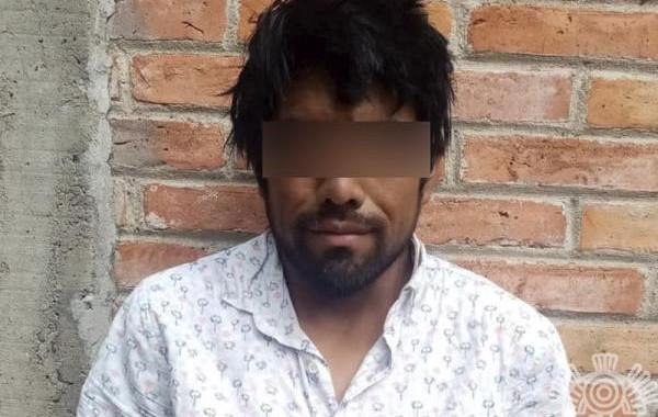 Policía Estatal detiene a tres presuntos ladrones a casa habitación en fraccionamiento Haras