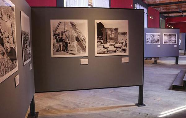 Conmemoran 90 años de exploraciones arqueológicas en Cholula con exposición fotográfica