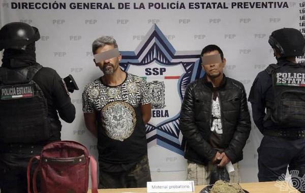"""Atrapan a presuntos operadores de """"El Grillo"""""""