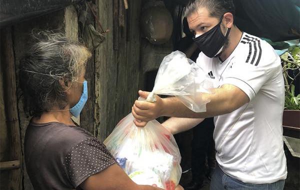 """SEDIF beneficia a damnificados por el huracán """"Grace"""" en Tlaola y Tlapacoya"""