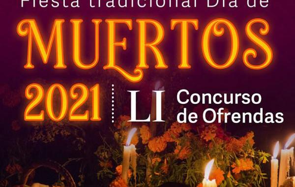 """Lanza Cultura convocatoria """"LI Concurso de Altares y Ofrendas a los Muertos"""""""