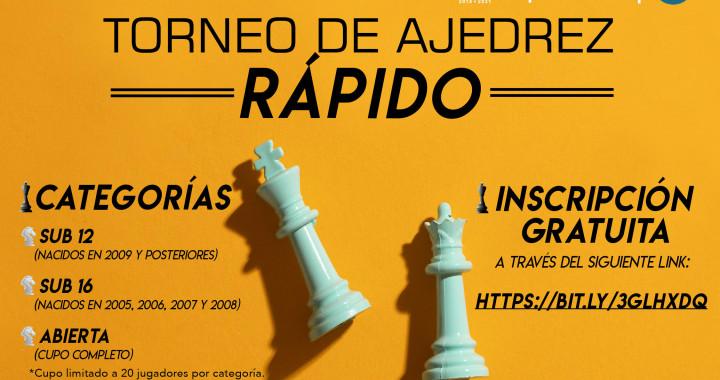 Realiza el Instituto Municipal del Deporte el Torneo Municipal de Ajedrez
