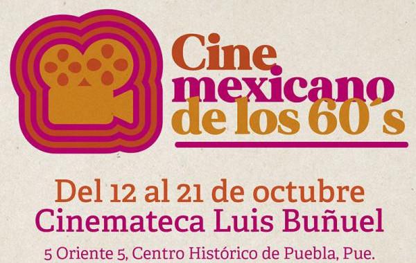 """Presentará Cultura la Cinemateca Luis Buñuel """"Ciclo de Cine Mexicano de los 60's"""""""