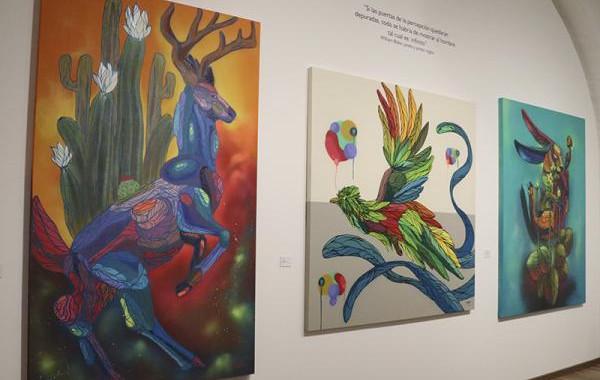 """Cultura inaugura exposición """"Psicodelia Animal"""" en San Pedro Museo de Arte"""