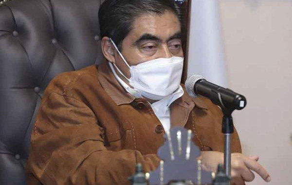 Subirá más de 104 mmdp el presupuesto de Puebla para 2022: Castro Corro