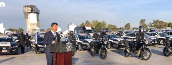 Implementará Eduardo Rivera el Operativo 100 en la ciudad poblana